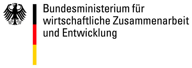 Logo Bundesministerium für wirtschaftliche Zusammenarbeit und Entwicklung